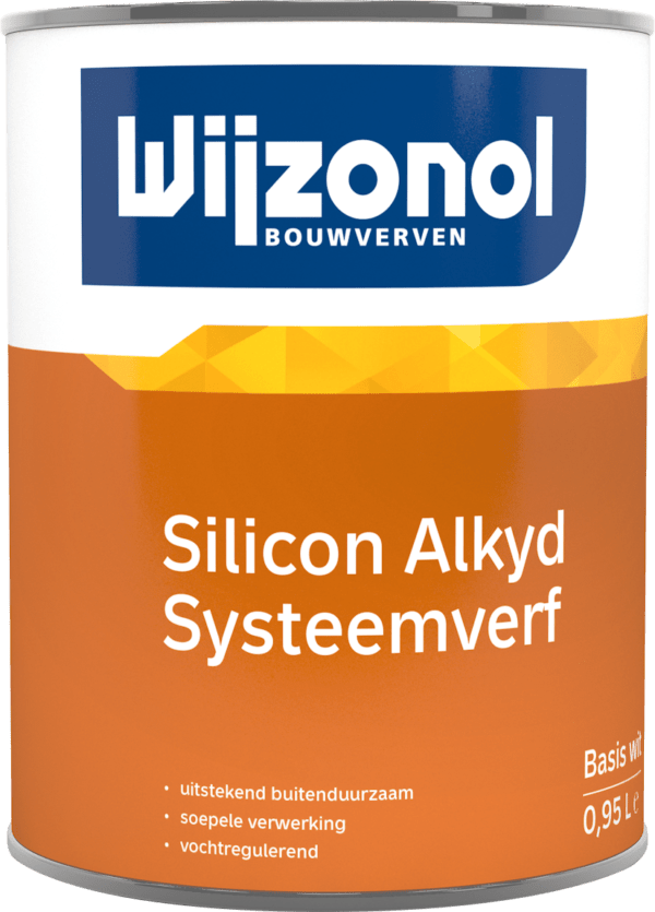 LBH-Silicon-Alkyd-Systeemverf