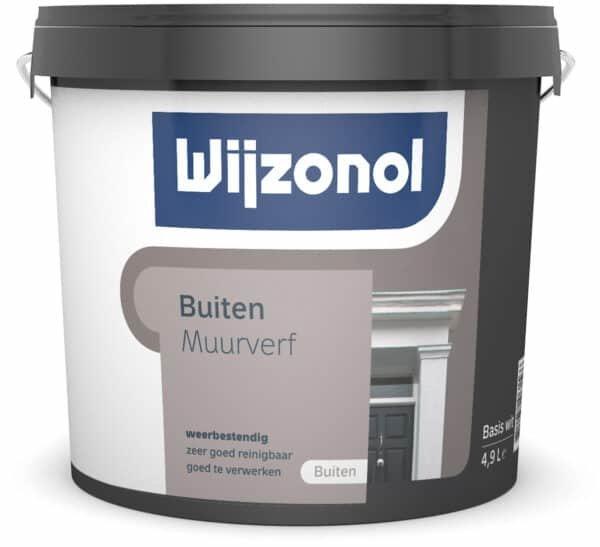 Wijzonol-Buiten-Muurverf